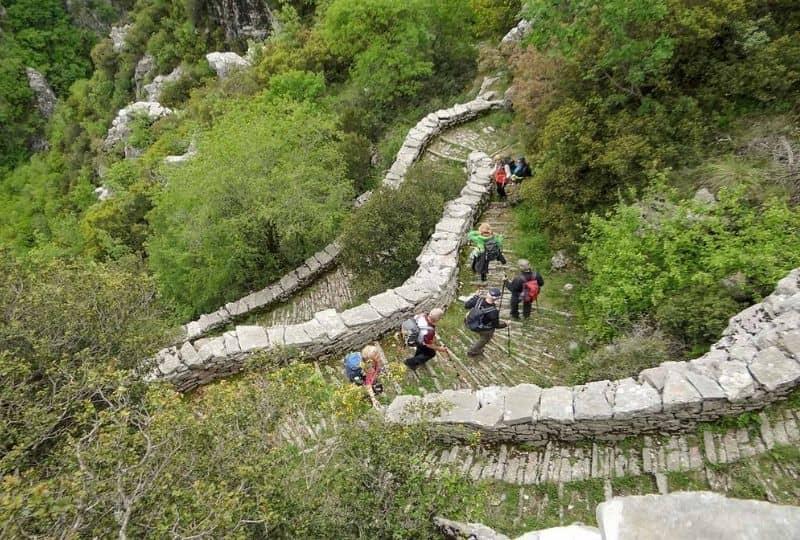 Papigo Gorge Greece