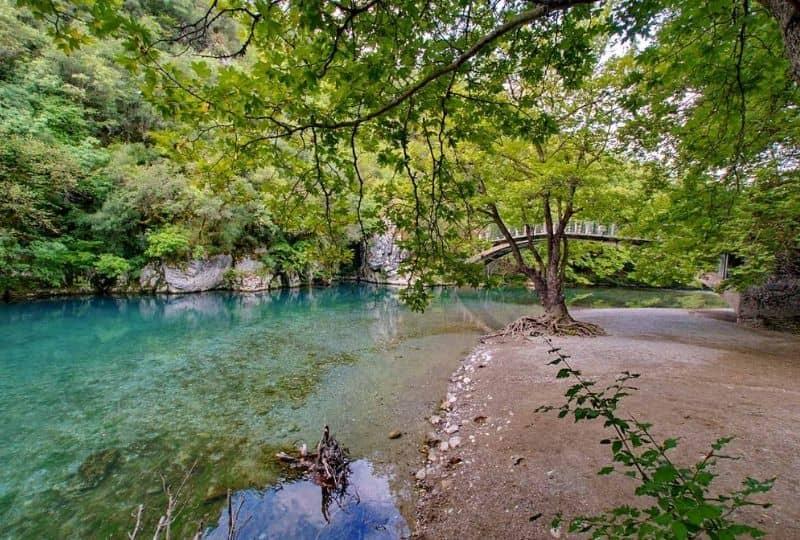 Voidomatis River, Papigo