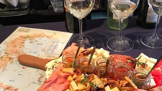 Where to eat in Psirri: Cinque