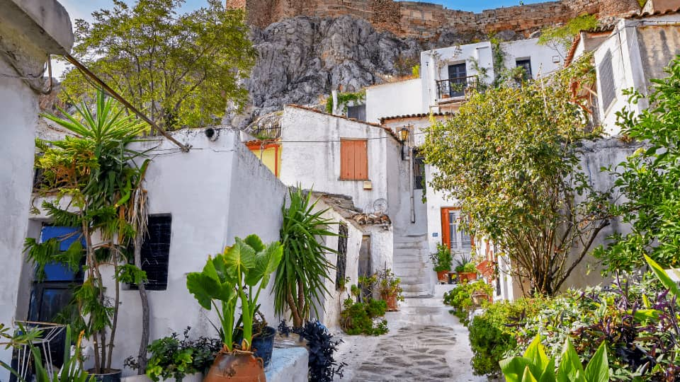 Things to do in Athens - Plaka