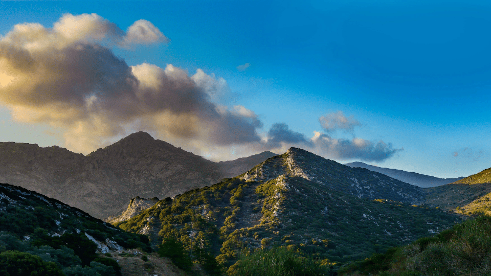 Naxos be active moutains