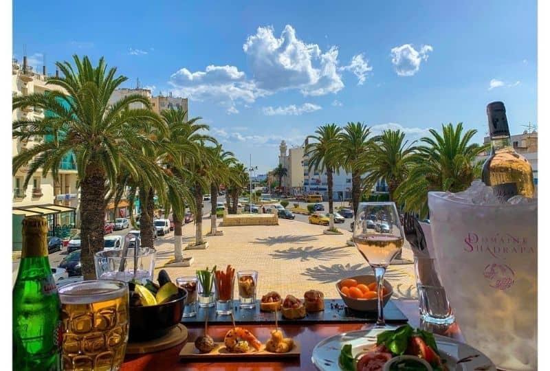 Tunis City, Tunisia