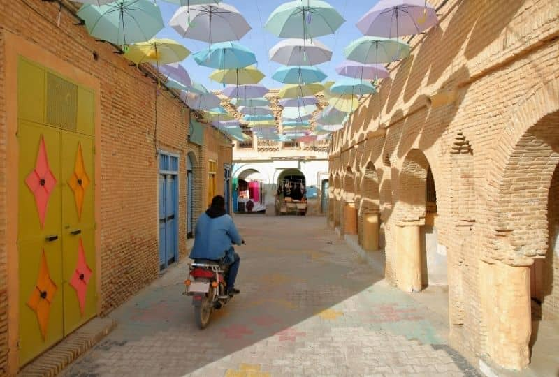 Medina Nefta Tunisia