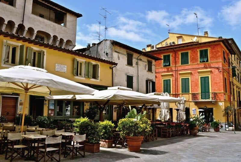Versilia Italy